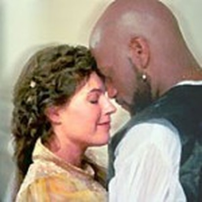desdemona and othello Othello is a brave and competent soldier of advanced years and moorish background in the service of the venetian republiche elopes with desdemona, the beautiful daughter of a respected venetian senator.